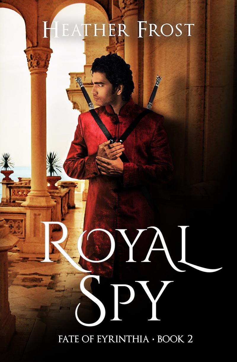 Royal Spy by Heather Frost