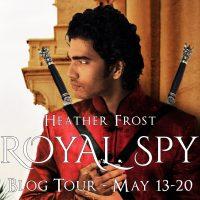 Interview with Prince Grayson | Royal Spy Blog Tour